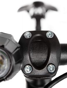 Fortified Theft-Resistant 8 Speed Disc-Brake City Commuter Bike security bolts
