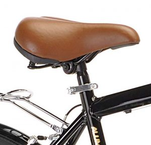 Kent Springdale Men's Hybrid Bicycle saddle